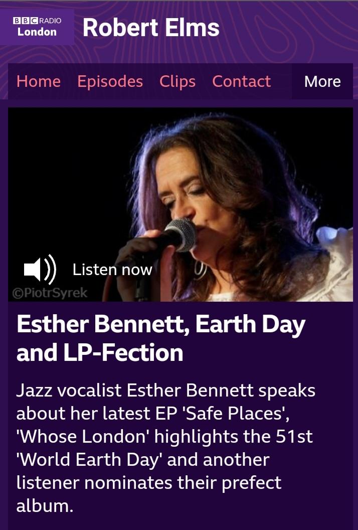 Robert Elms Show BBC Radio London